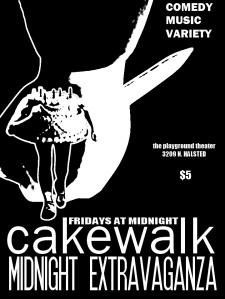 CakeWalk Midnight Extravaganza