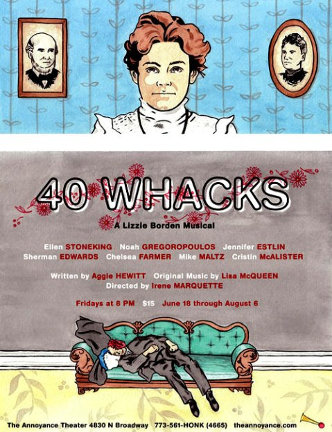 40 Whacks at the Annoyance Theatre