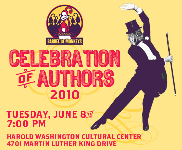 Celebration of Authors 2010