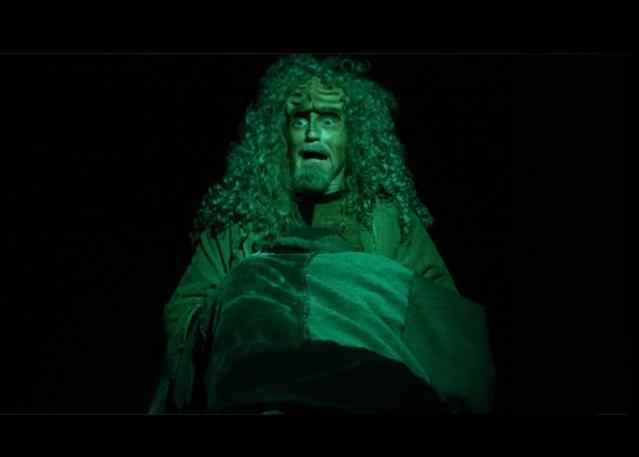 A Klingon Christmas Carol - Kevin Alves as SQuja'
