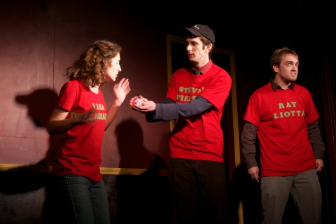 Oh Theodora - Lisa Dellagiarino, Buck LePard, Trevor Martin - Photo by Krystle Gemnich