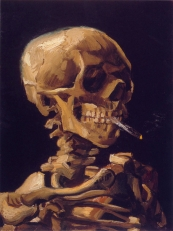 Skull with a Burning Cigarette by Van Gogh.jpg